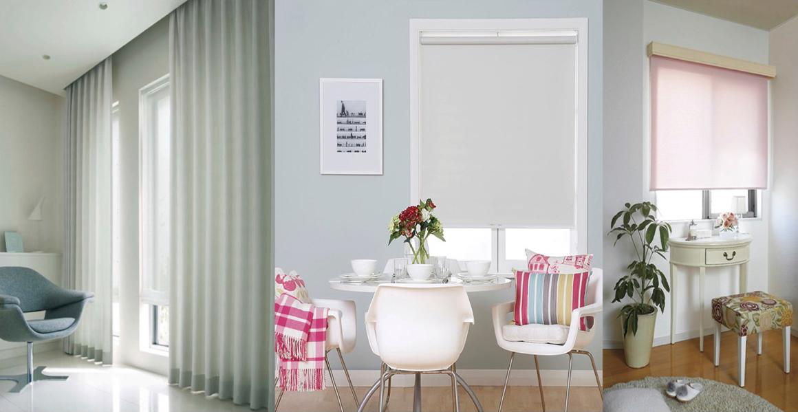 เลือกผ้าม่าน แบบไหนดีให้เหมาะกับห้องของคุณ?