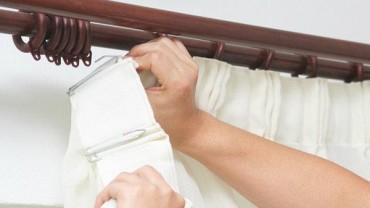 วิธีซักผ้าม่านง่ายๆ ด้วยตัวคุณเอง